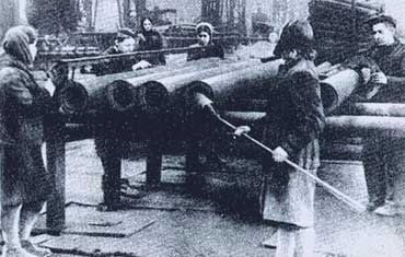 ussr_1921_1956: Наказания прогульщиков в годы Великой ...